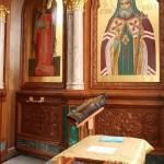 Рака мощей святителя Митрофана первого епископа Воронежского