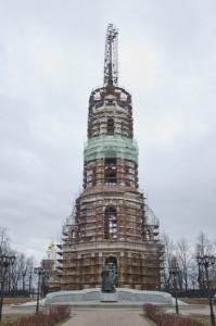колокольня ремонт